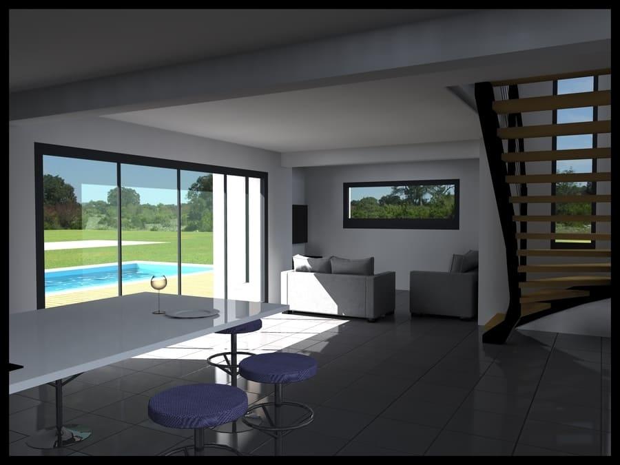 gt plans dessinateur 3d intérieur maison à Saint Nazaire