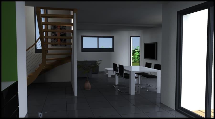 gt plans dessinateur plan 3d intérieur salle de vie
