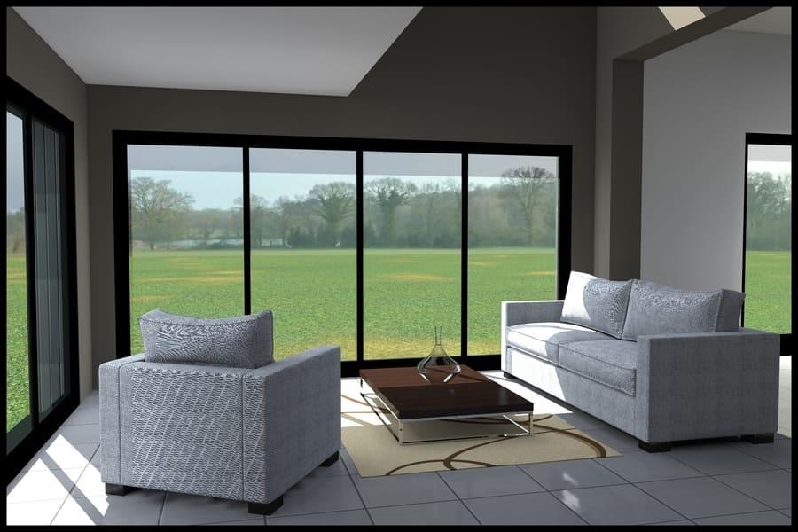gt plans dessinateur plan 3d intérieur salon en Loire Atlantique