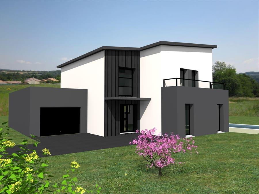 gt plans dessinateur 3d maison a étage Loire Atlantique