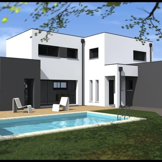gt plans dessin plans 3d maison moderne